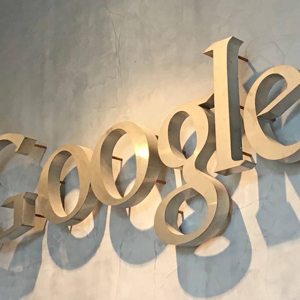 Besuch von Google Ireland in Dublin